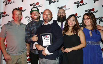 Feeling golden: Steel City Solar wins top honor at Best of Pueblo 2019
