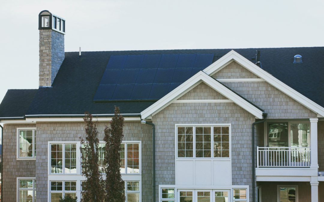 Tax Savings with solar panels