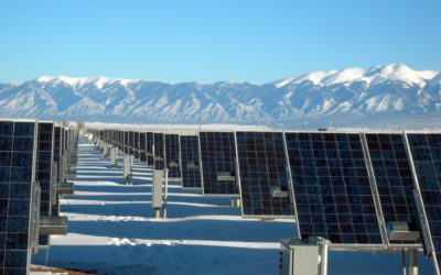 Can Solar Panels Work in the Snow?