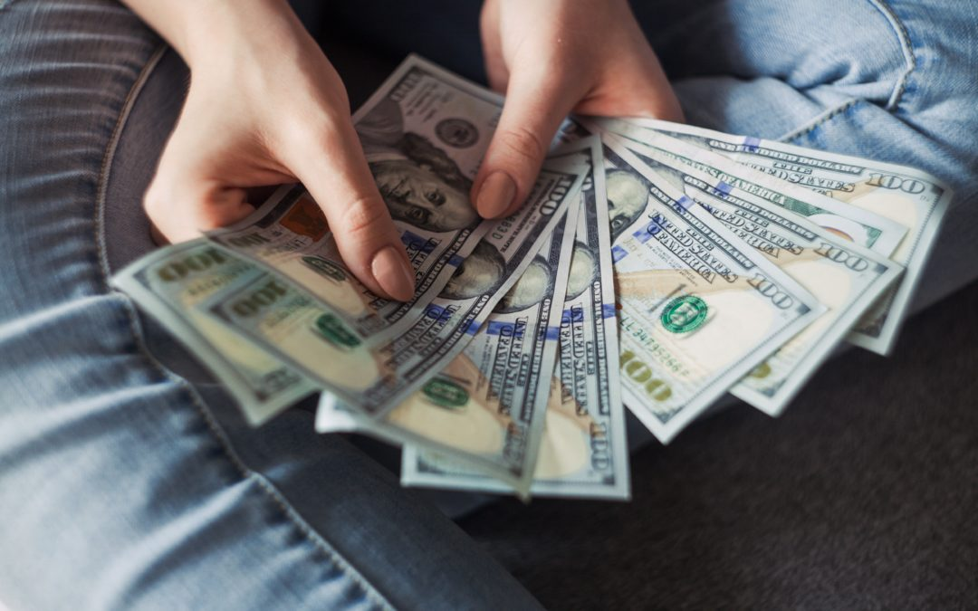 earning cash from referrals