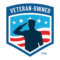 Veteran-owned logo
