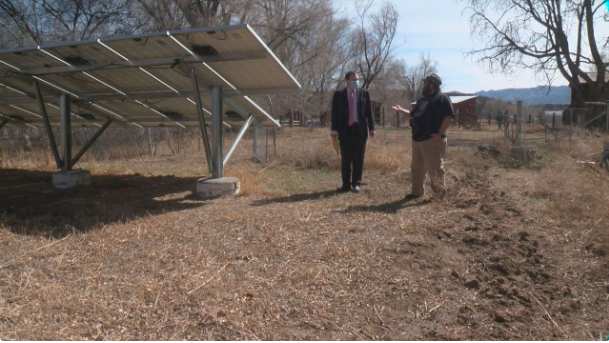 KOAA Features Steel City Solar Helping Homeowner Abandoned by Solar Company